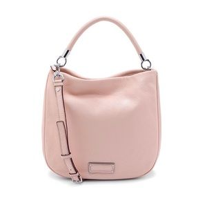 Marc by Marc Jacobs Too Hot to Handle Peach Hobo